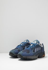 adidas Originals - YUNG-1 - Sneakers - legend ink/tech indigo/grey two - 2