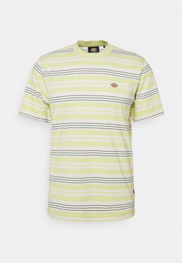 WHEATON - T-shirt con stampa - mellow green