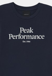 Peak Performance - ORIGINAL COLD BLUSH UNISEX - Print T-shirt - blueshadow - 2