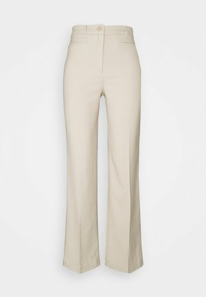 STACY TROUSERS - Pantalones - solid