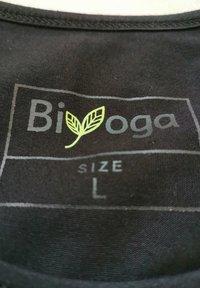 Biyoga - TOP PERFORMANCE DAMEN - Top - schwarz - 4