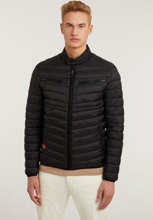 DRIFTER - Light jacket - black