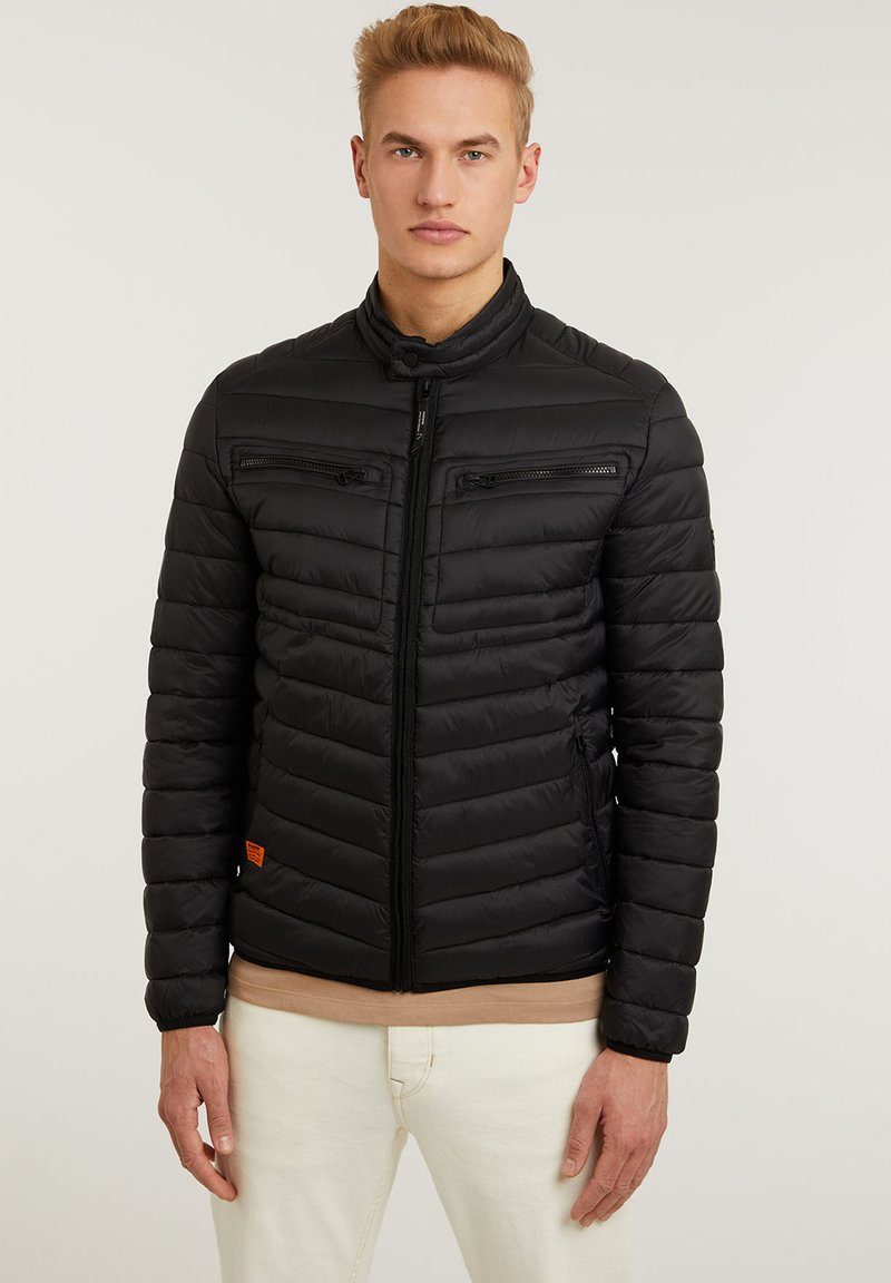 CHASIN' - DRIFTER - Light jacket - black