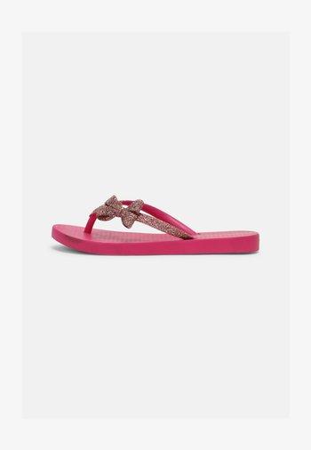 ANT KIDS - T-bar sandals - pink