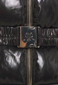 River Island Petite - HAMILTONQUILTED DOUBLE ZIP  - Winter jacket - black - 3
