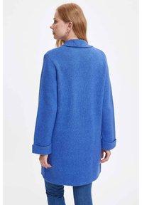 DeFacto - Short coat - blue - 1
