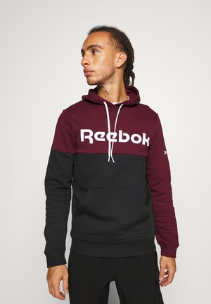 HOODIE - Jersey con capucha - maroon