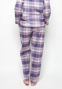 Cyberjammies - Pyjama bottoms - lilac chks - 2