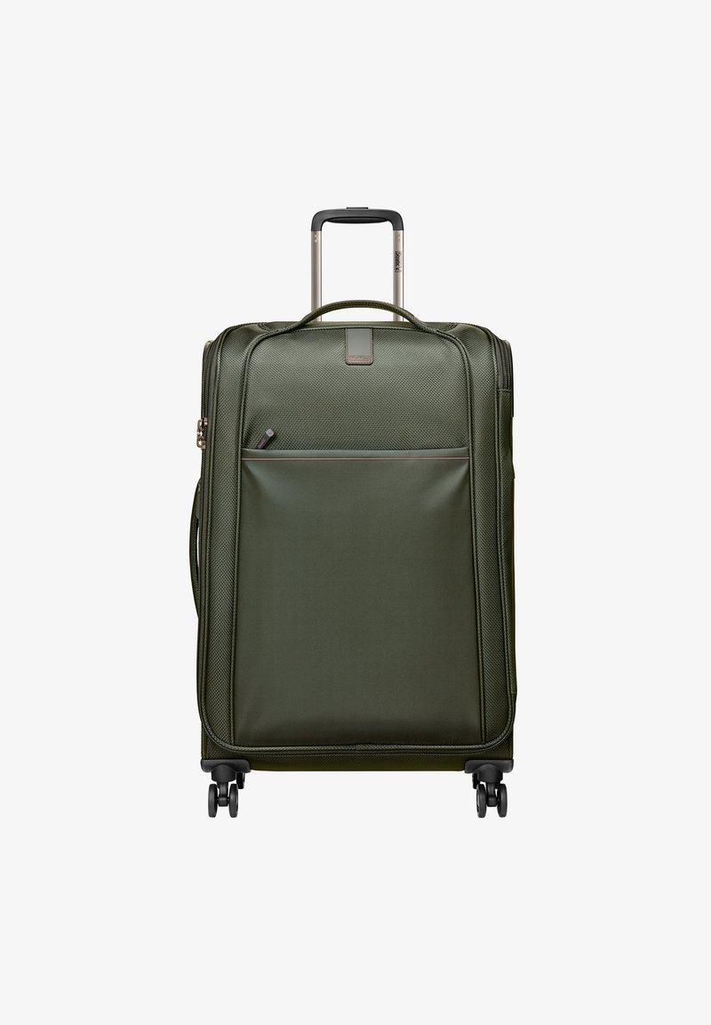 Stratic - UNBEATABLE 4.0 4 - Wheeled suitcase - khaki