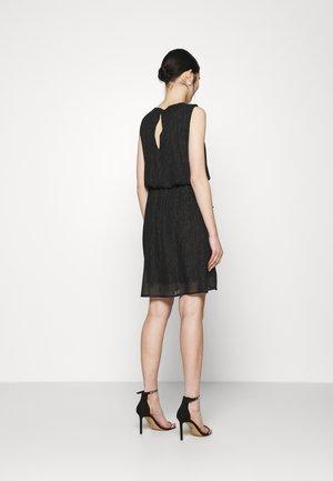 JDYGLAM ABOVE KNEE DRESS  - Day dress - black