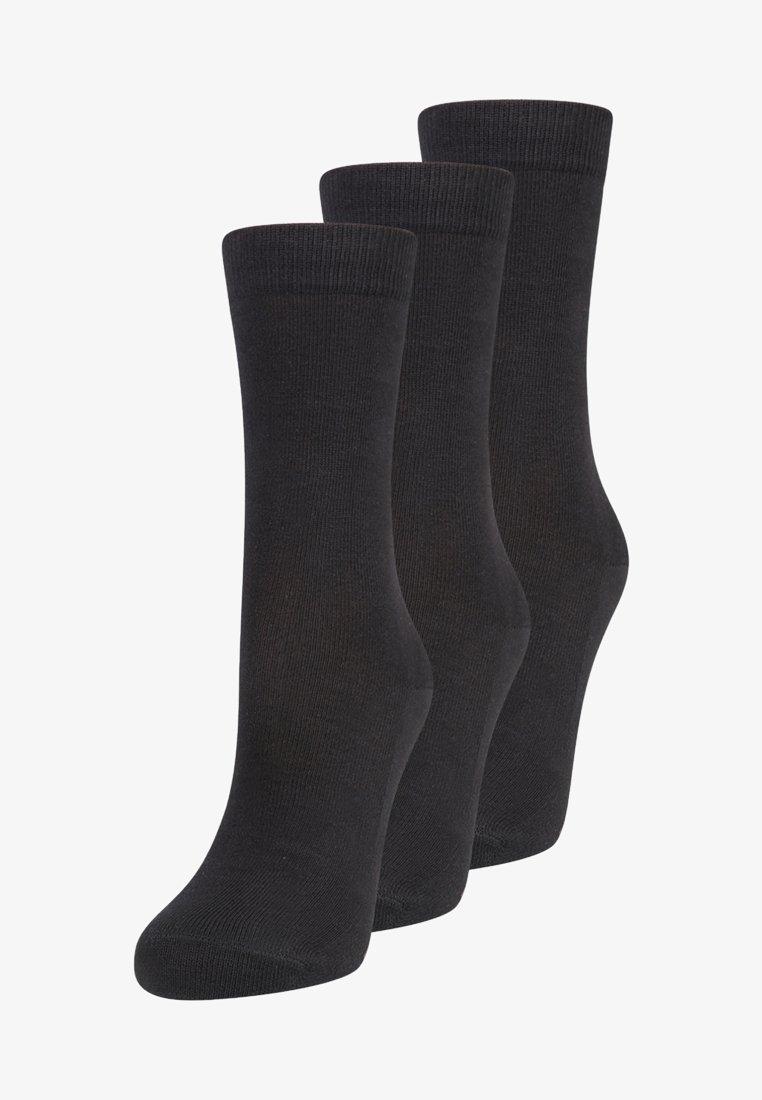 Falke - FAMILY 3 PACK - Socks - black