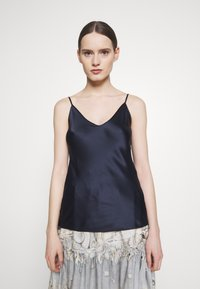 Max Mara Leisure - LUCCA - Top - blau - 0