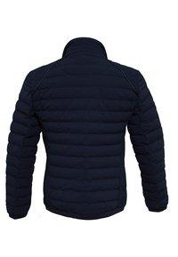Wellensteyn - MOL - Winter jacket - darknavy/red - 2