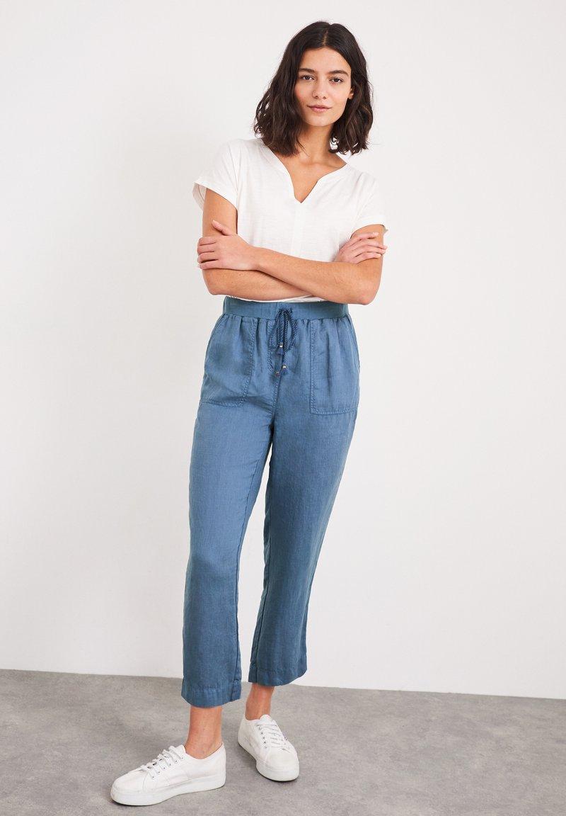 White Stuff - ARIA - Trousers - jeansblau