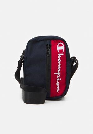 SHOULDER BAG UNISEX - Taška spříčným popruhem - dark blue