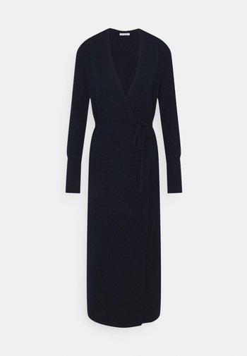 WRAP DRESS - Jumper dress - dark navy