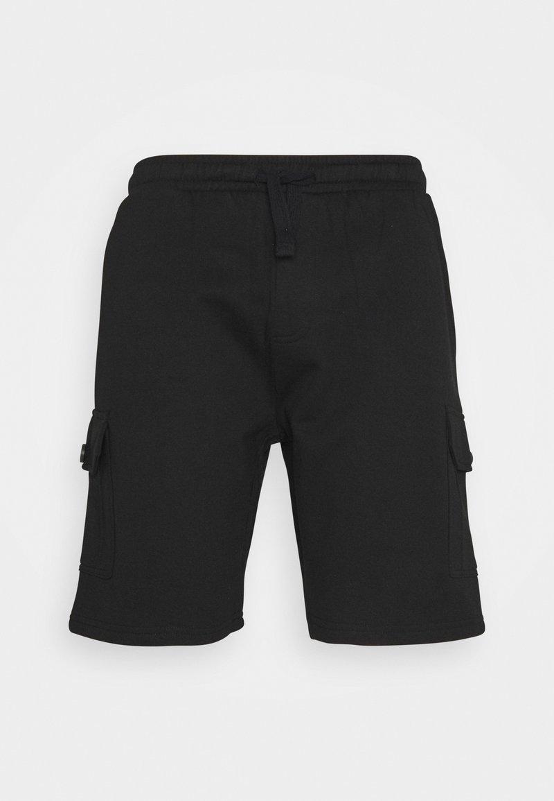 Denim Project - KARGO - Shorts - black