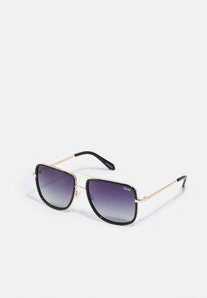 ALL IN NAVIGATOR - Sluneční brýle - black/smoke