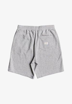 QUIKSILVER™ LE LOCAL - SWEATSHORTS FÜR MÄNNER EQYFB03211 - Shorts - light grey heather