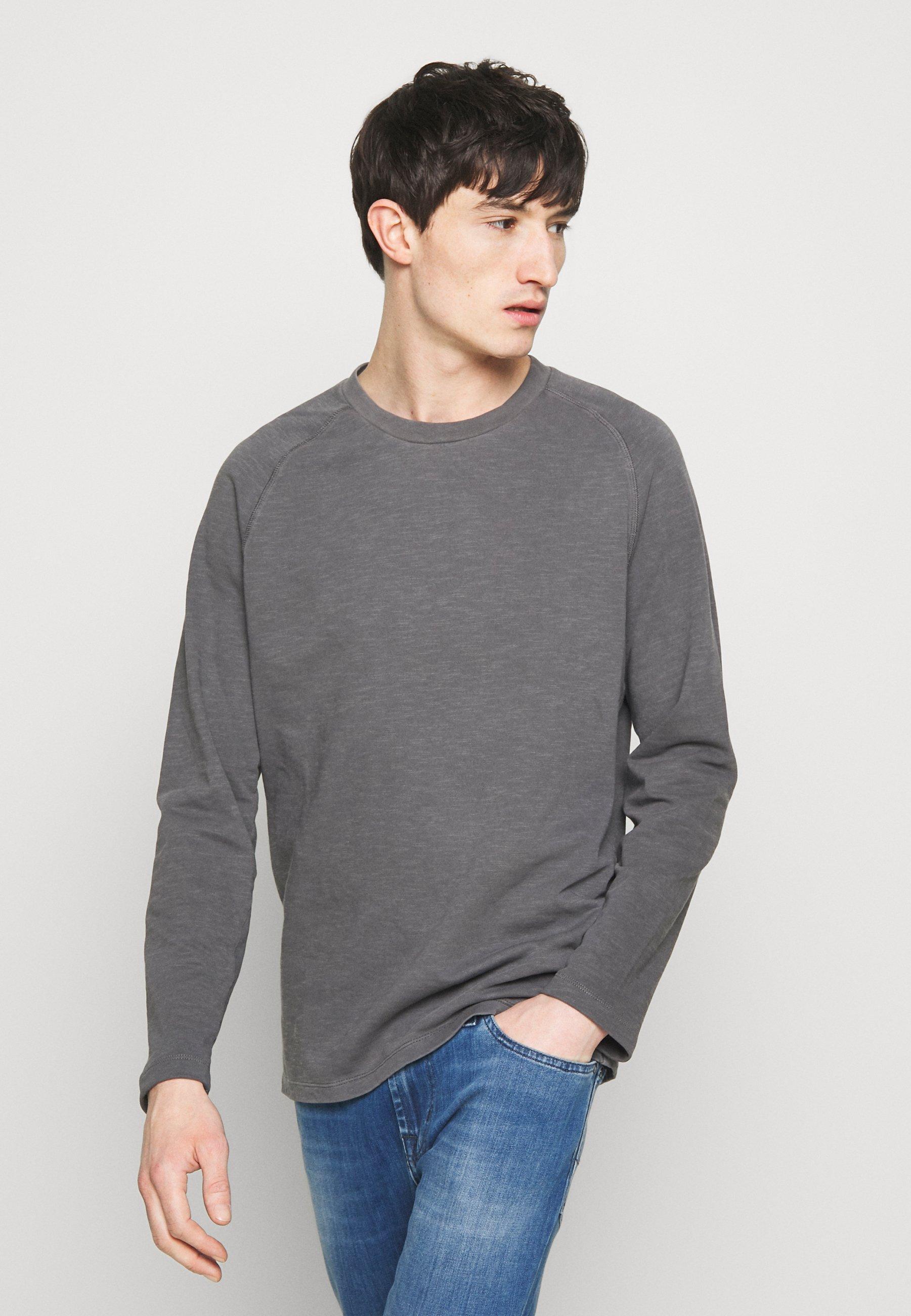 DRYKORN LEMAR Sweatshirt dark greybraun Zalando.at