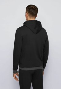 BOSS - AUTHENTIC  - veste en sweat zippée - black - 2