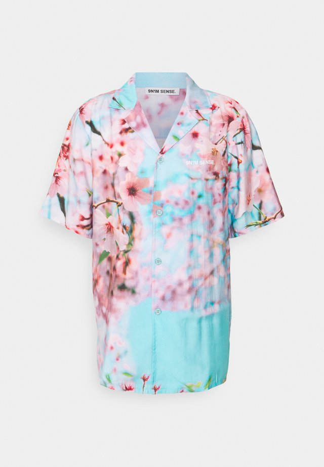 SPECIAL PIECES  UNISEX - Overhemd - blue/pink