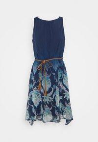 Desigual - JANE - Robe d'été - blue - 0
