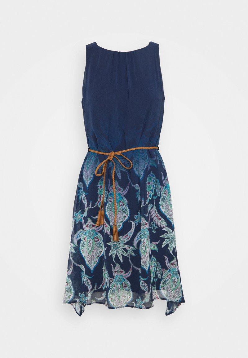 Desigual - JANE - Robe d'été - blue