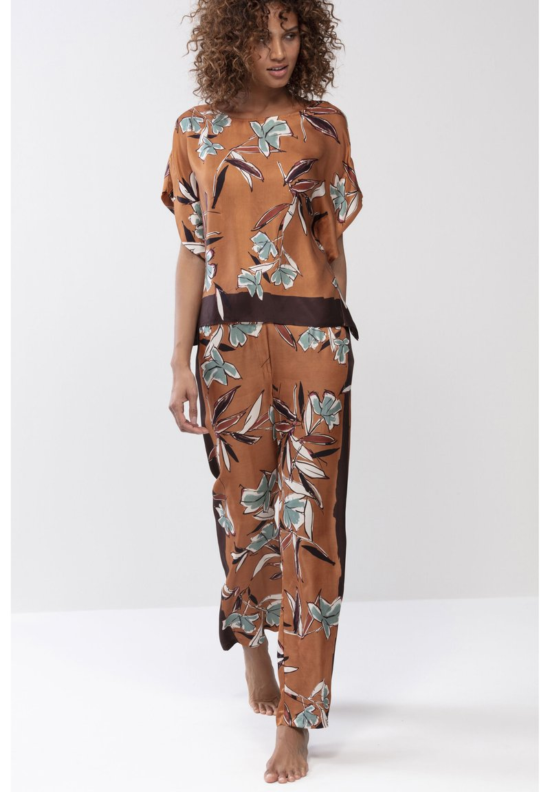 Mey - Pyjama bottoms - bronze