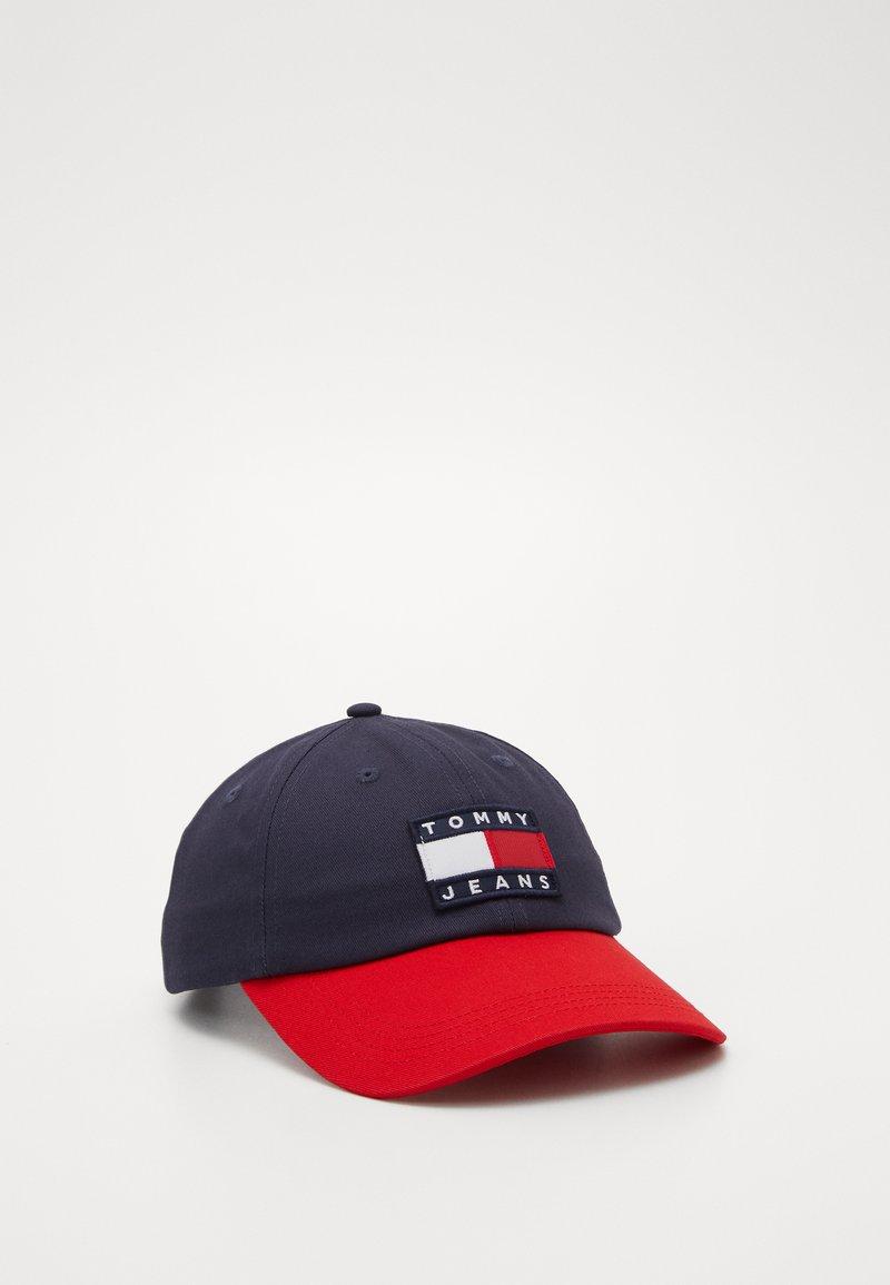 Tommy Jeans - HERITAGE CAP - Cap - blue