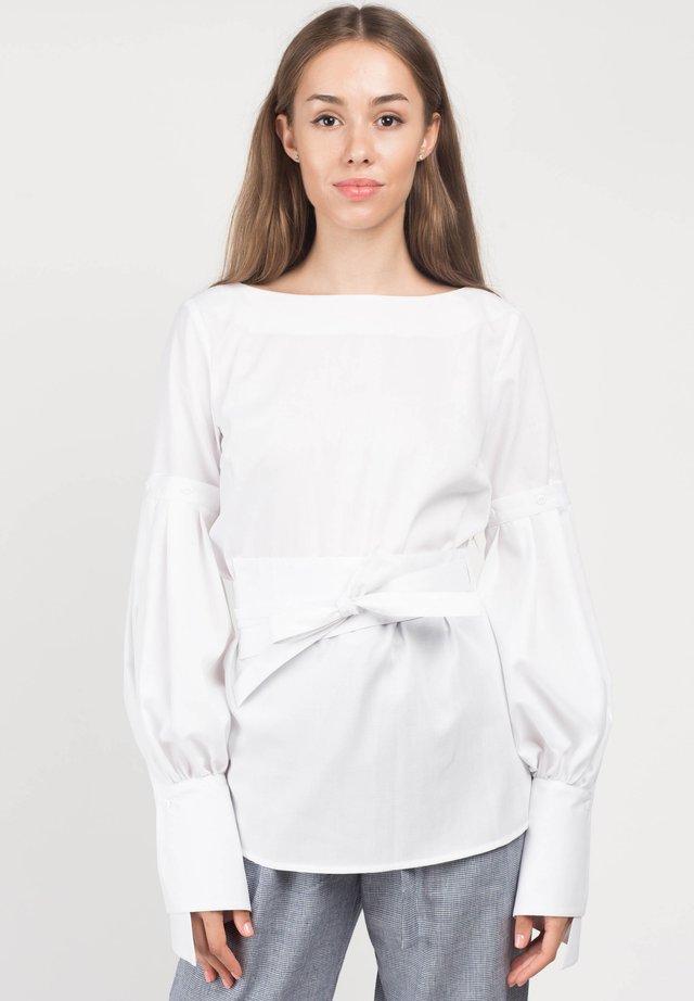 MILENA - Blus - white