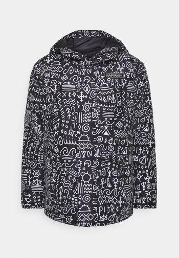 NOAIDE UNISEX - Winter jacket - black