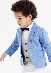Next - SET - Suit - light blue white beige - 3