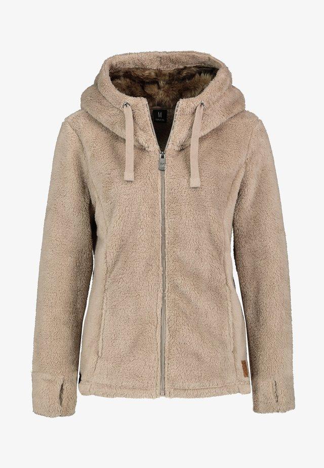 Light jacket - light-brown