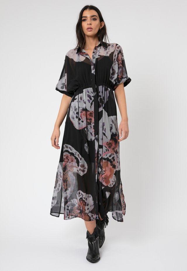 OBSERVATION  - Maxi dress - dark grey