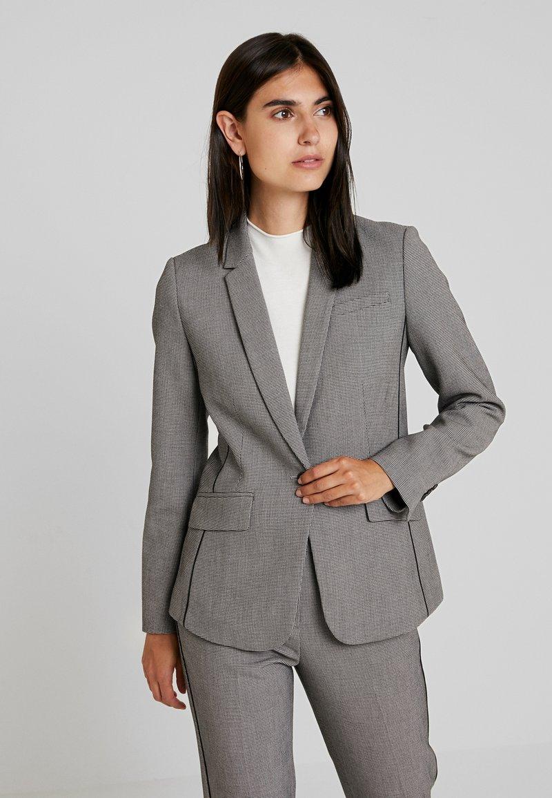 Esprit Collection - CHECK - Blazer - black