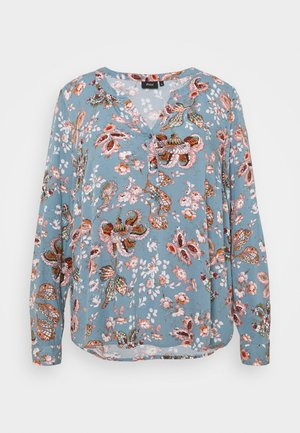 VAMONE BLOUSE - Blouse - multi-coloured
