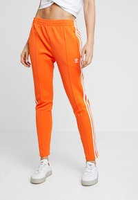 adidas Originals - Joggebukse - orange - 0