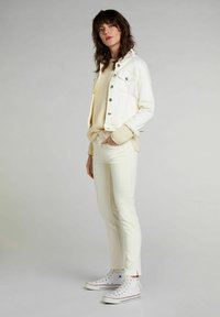 Oui - Slim fit jeans - flan - 1