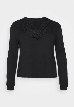YOKE  - Sweatshirt - black