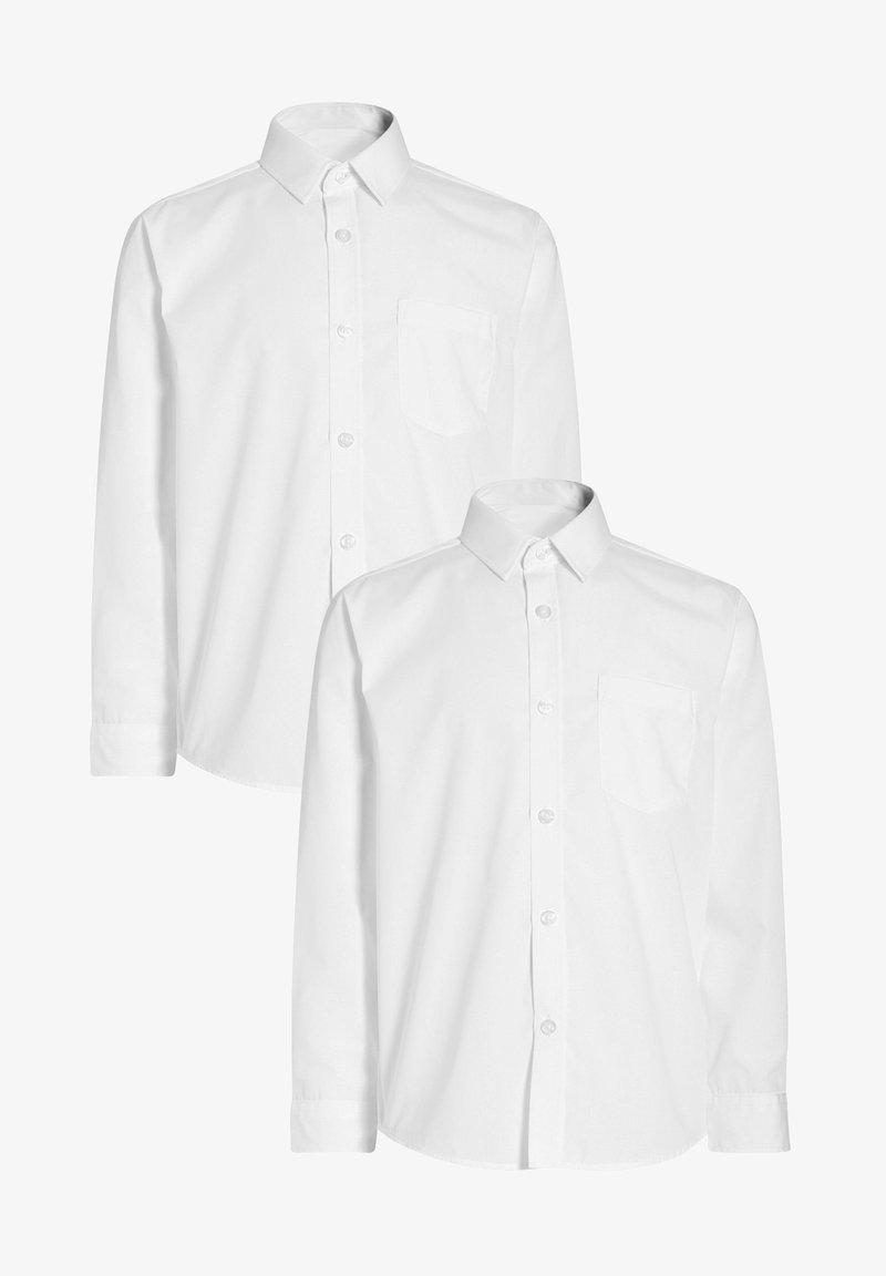 Next - 2 PACK - Skjorter - white