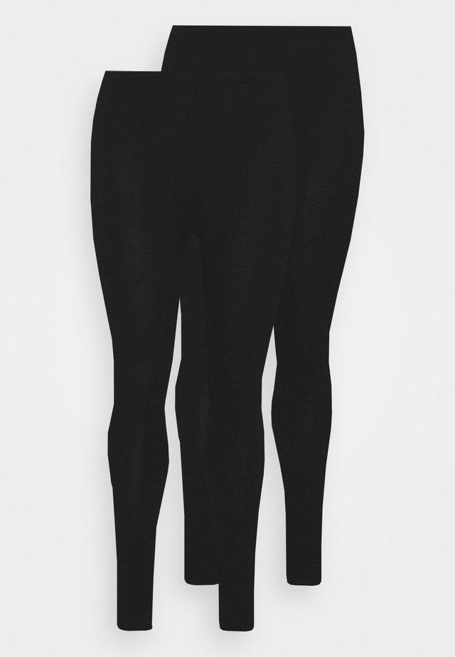 VMPAXI 2 PACK - Legging - black