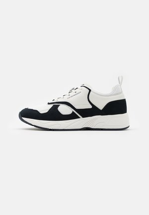 Sneakers laag - blue navy/offwhite