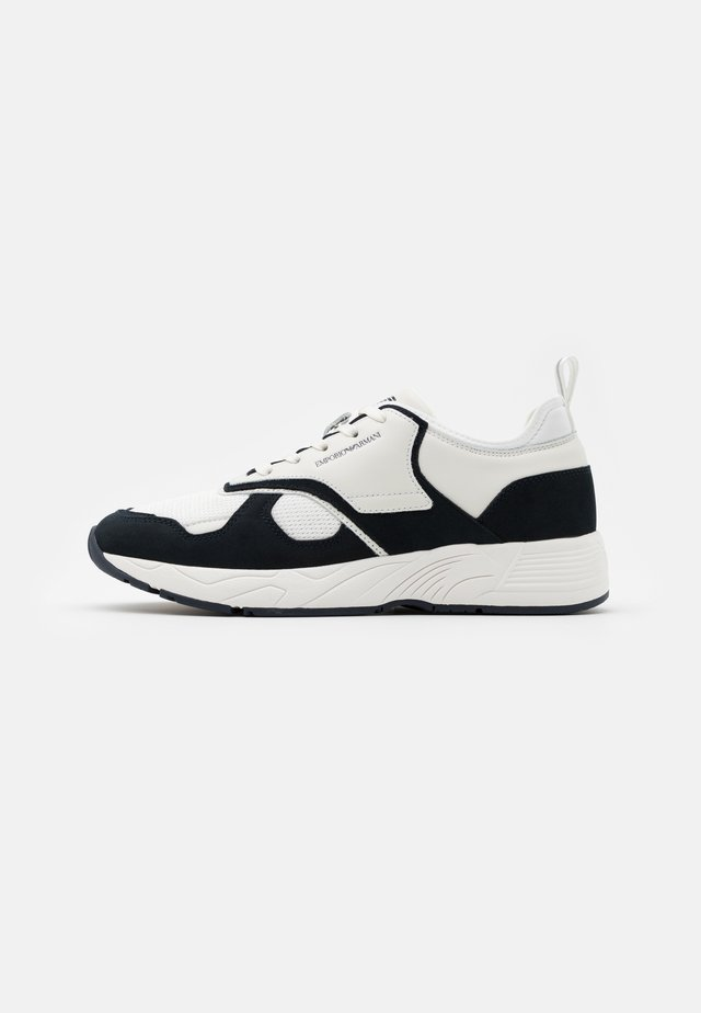 Sneakers basse - blue navy/offwhite