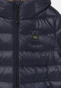 Blauer - IMPERMEABILE TRENCH LUNGHI - Down coat - dark blue - 2