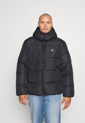 ESSENTIALS JACKET - Winter jacket - black