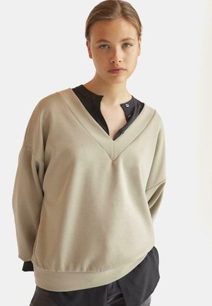FORNELLS - Sweater - natural