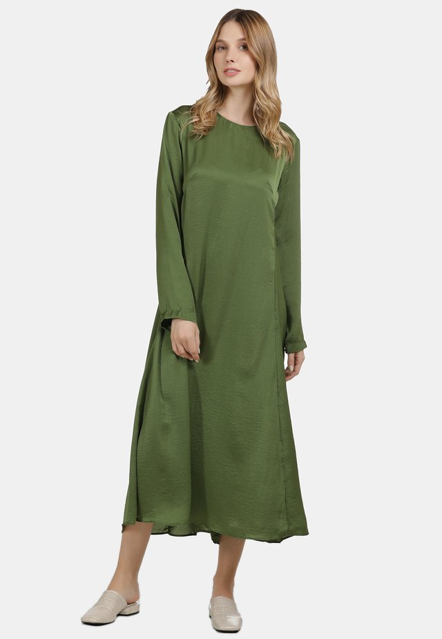 KLEID - Day dress - oliv