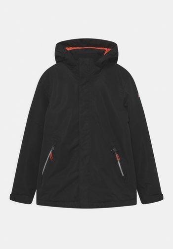 KOW - Winter jacket - schwarz