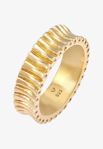 TREND CHUNKY - Sormus - gold